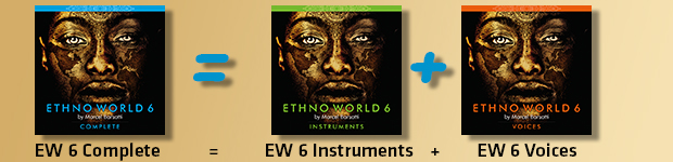 EW 6 Complete