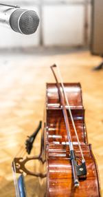 Cello & Mic