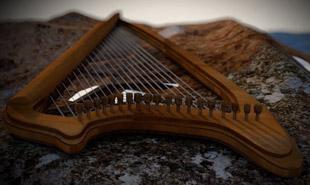 ERA II harp