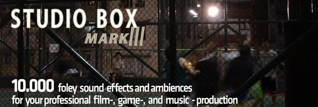 Studio Box MK III banner