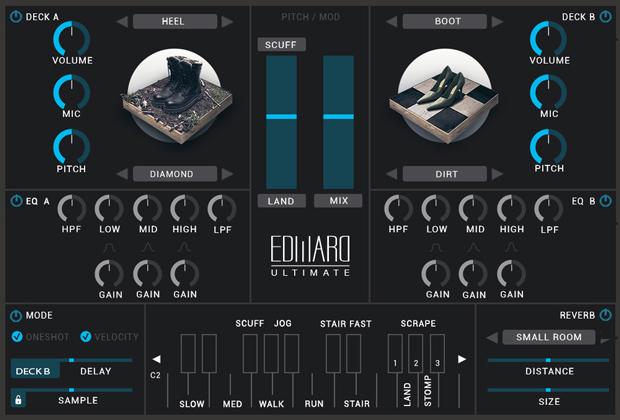 Edward Ultimate Suite GUI