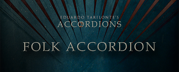 Folk Accordion Header