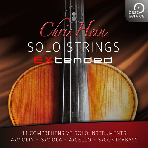 CH Solo Strings Title