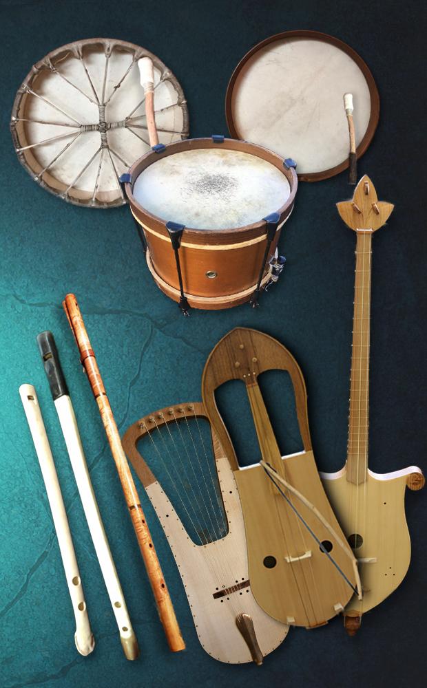 Dark ERA Instruments